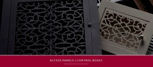 Access Panels & Control Boxes