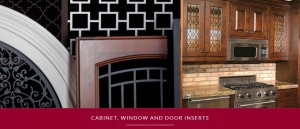 Cabinet, Window & Door Inserts